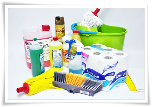 Productos de limpieza tu casa limpia for Articulos de casa